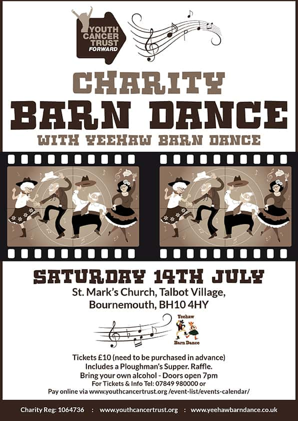 barn Dance in aid of Youth Cancer Trust