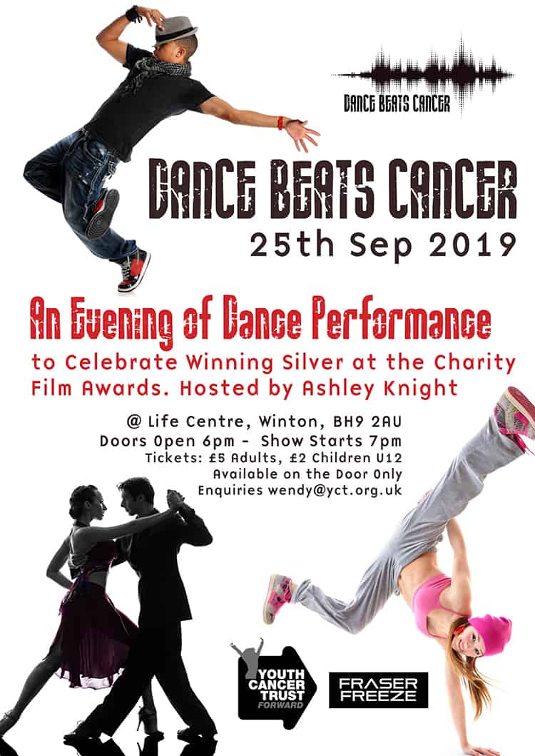 dance beats cancer 2019