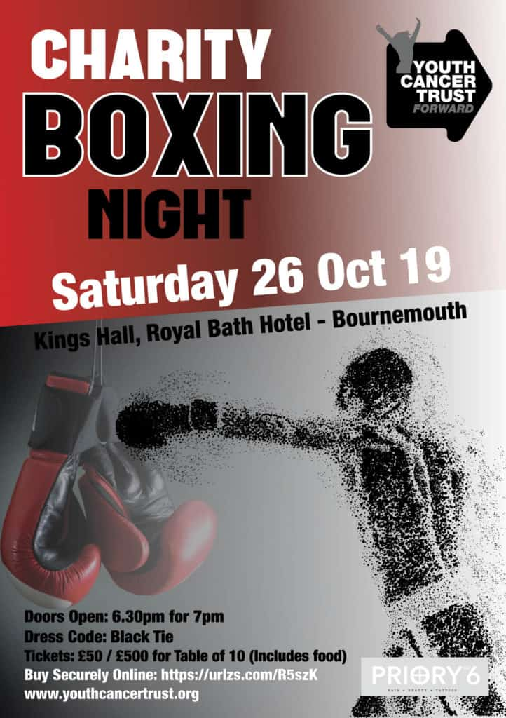 Charity Boxing Night 2019